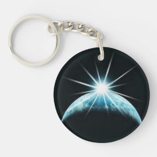 """""""Sunrise Earth"""" Keychains - Pick Your Style!"""