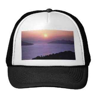 Sunrise, East China Sea Hats