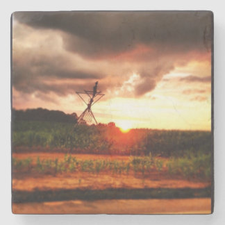 sunrise farm coaster