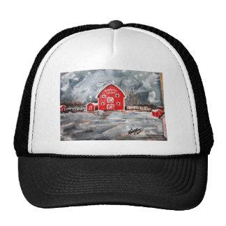 Sunrise Farm Mesh Hats