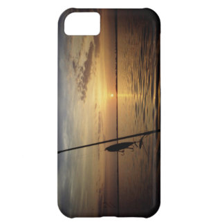 Sunrise Fishing iPhone 5C Cover