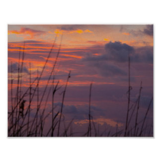 Sunrise, Fort Pierce, Florida Poster