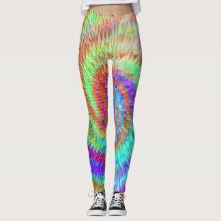 Sunrise from another world... leggings