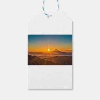 Sunrise Gift Tags