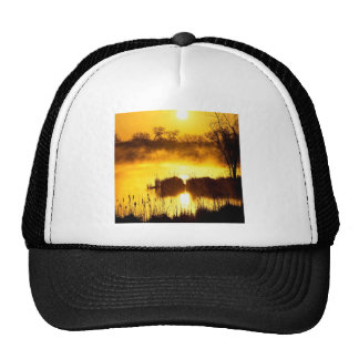 Sunrise Golden Colorado Trucker Hat