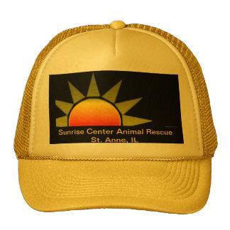 Sunrise Hat with logo