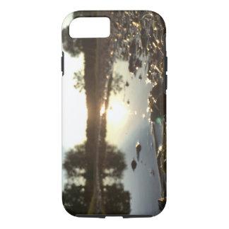 Sunrise in a Puddle iPhone 8/7 Case