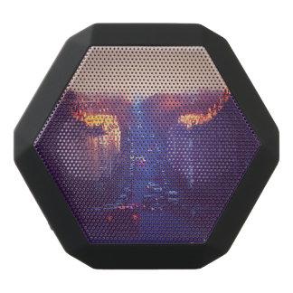 Sunrise In Comley Bank Black Bluetooth Speaker