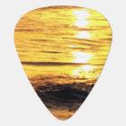 Sunrise in Greece Guitar Pick