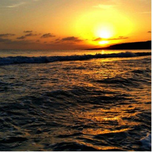Sunrise in Greece Photo Cutouts