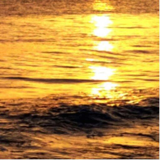 Sunrise in Greece Cut Out