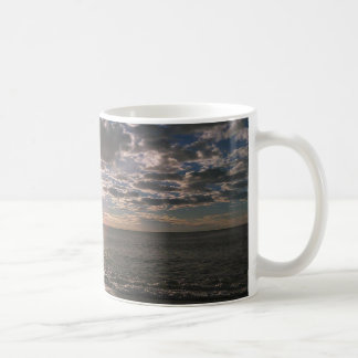 Sunrise in November in Spain Mug