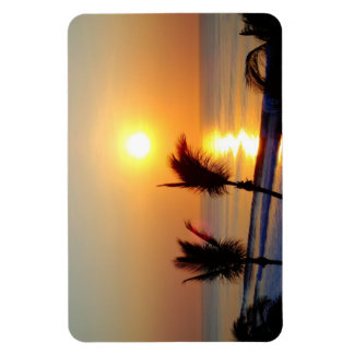 Sunrise in San Jose de Cabo Rectangular Photo Magnet