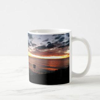 Sunrise in Spain Mug by IreneDesign2011