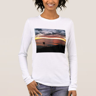 Sunrise in Spain T-shirt by IreneDesign2011