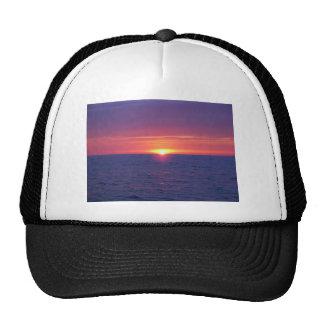 Sunrise In The Med Trucker Hats