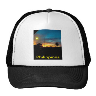 sunrise in the Philippines Trucker Hat