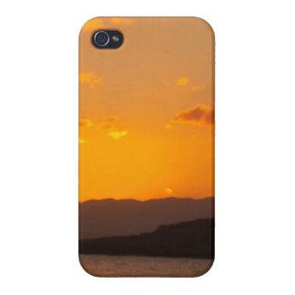 Sunrise Case For iPhone 4