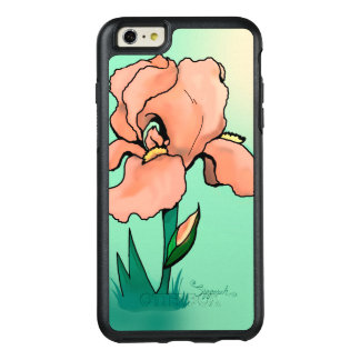 Sunrise Iris Cute Floral OtterBox iPhone 6/6s Plus Case