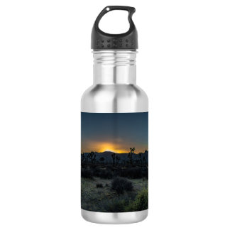 Sunrise Joshua Tree National Park 532 Ml Water Bottle
