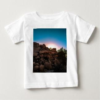 Sunrise Joshua Tree National Park Baby T-Shirt