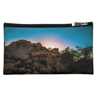 Sunrise Joshua Tree National Park Cosmetic Bag