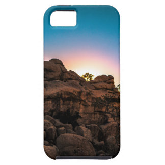 Sunrise Joshua Tree National Park iPhone 5 Case
