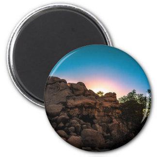Sunrise Joshua Tree National Park Magnet