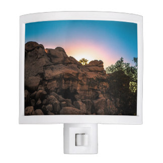 Sunrise Joshua Tree National Park Nite Light