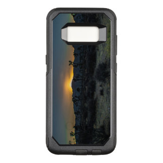 Sunrise Joshua Tree National Park OtterBox Commuter Samsung Galaxy S8 Case