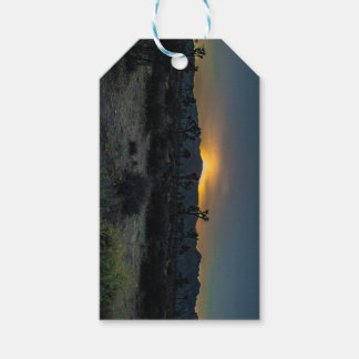 Sunrise Joshua Tree National Park Pack Of Gift Tags