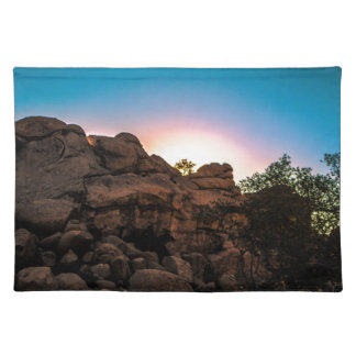 Sunrise Joshua Tree National Park Placemat