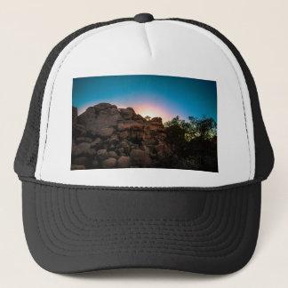 Sunrise Joshua Tree National Park Trucker Hat