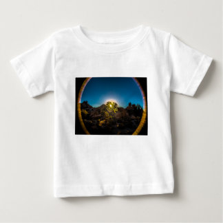 Sunrise Joshua TreeNational Park Baby T-Shirt