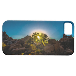 Sunrise Joshua TreeNational Park Case For The iPhone 5