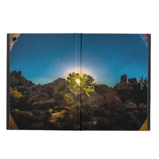 Sunrise Joshua TreeNational Park Cover For iPad Air