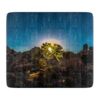 Sunrise Joshua TreeNational Park Cutting Board