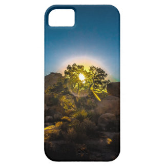Sunrise Joshua TreeNational Park iPhone 5 Case