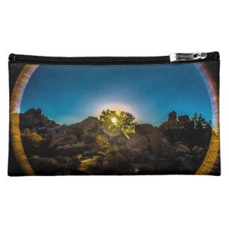 Sunrise Joshua TreeNational Park Makeup Bag
