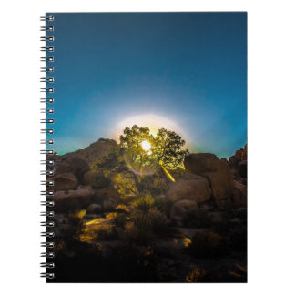 Sunrise Joshua TreeNational Park Notebook
