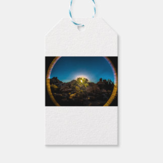 Sunrise Joshua TreeNational Park Pack Of Gift Tags