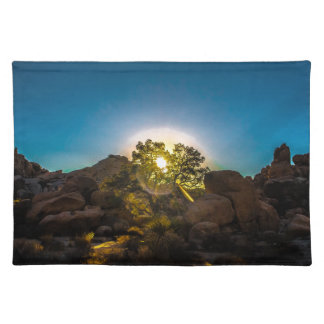 Sunrise Joshua TreeNational Park Placemat