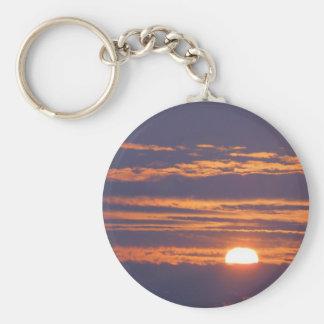 sunrise jpg key chains