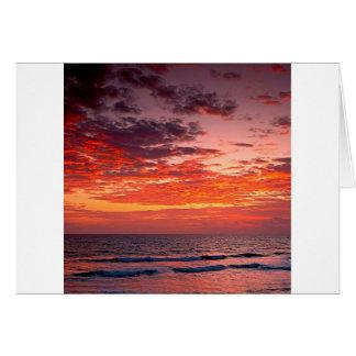 Sunrise Jupiter Florida Card