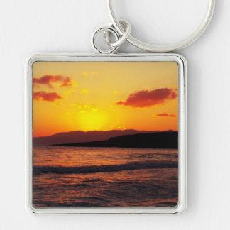 Sunrise Key Chain
