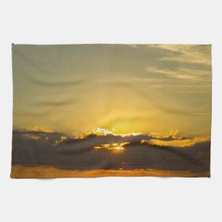 Sunrise Kitchen Towel