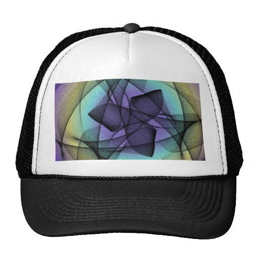 Sunrise Knot Trucker Hats