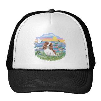 Sunrise Lilies - Blenheim Cavalier Trucker Hat