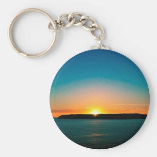 Sunrise Manaisland Key Chain