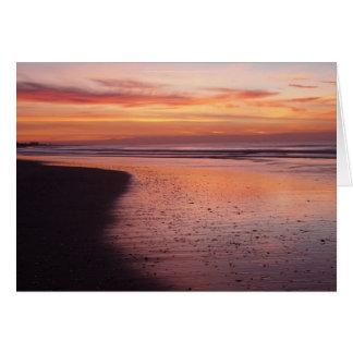 Sunrise Morning Card